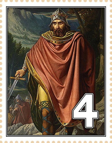 Король вестготов Виттерих