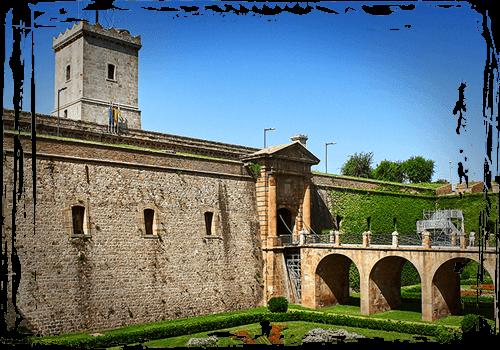 Барселона. Крепость Монжуик
