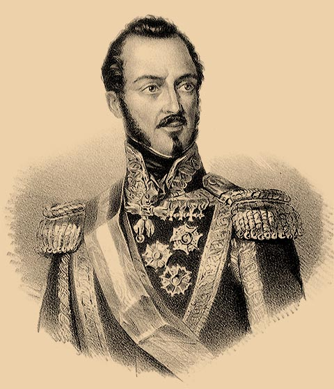 Генерал Балдомеро Эспартеро
