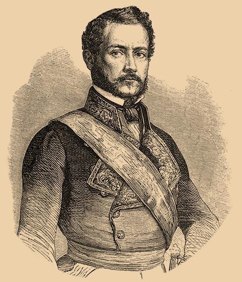 Генерал Жоан Прим