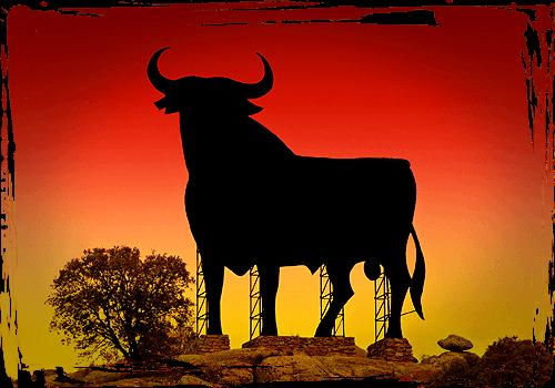 Бык Осборна. Товарный знак, ставший символом Испании