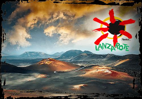 Лансароте. Остров огня. Часть 1