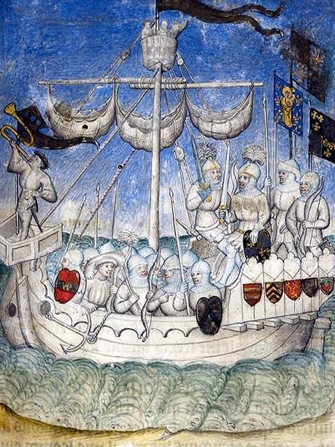 Экспедиция 1402 года Жана де Бетанкура и Гадифера де Ла Салль на Канарские острова