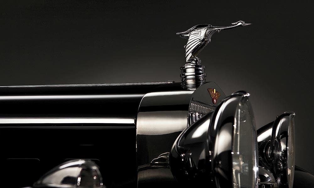 Hispano-Suiza J12 Cabriolet deVille. 1935