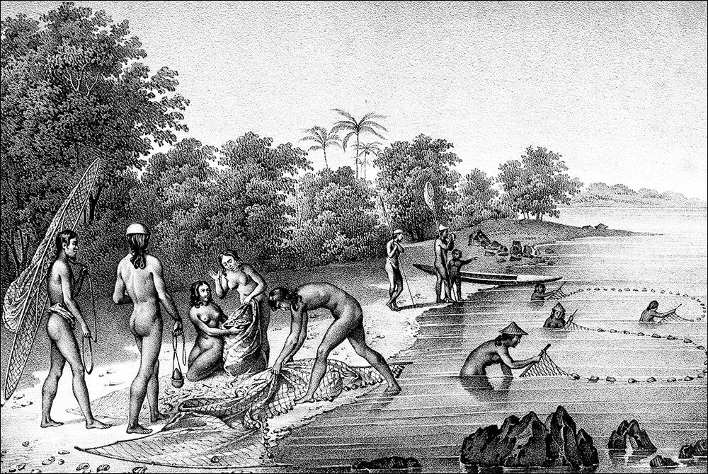 Аборигены Марианских островов