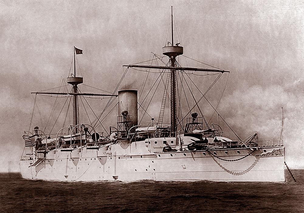 Крейсер ВМС США «Чарльстон»